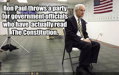 Ron Paul's Right– We Need a Liberty Revolution